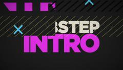 Stock After Effects of Motion Design Retro Color Text Titles Logo Reveal Music HD Animation Promo Intro