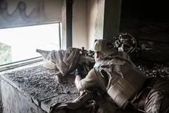 Navy Seal Sniper Stock Photos
