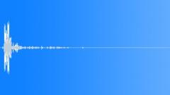 Basement Mech Tap 1 Sound Effect