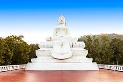 Pai Temple - stock photo