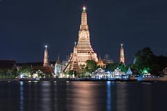 Wat Arun - stock photo