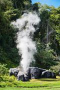 Fang Hot Springs Stock Photos