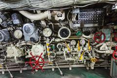 Pasopati submarine Monument - stock photo