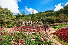 Doi Ang Khang - stock photo
