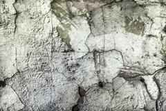 Stock Photo of Grunge wall with peeling paint,great background or  texture design