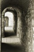 Archway - stock photo