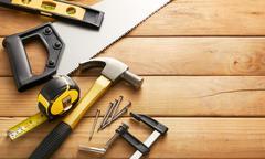 Carpentry Stock Photos