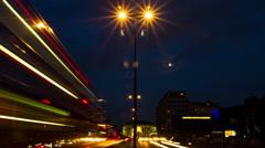 Waterloo Bridge Stock Footage