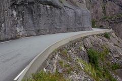 National Tourist Route Jaeren - stock photo