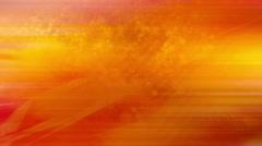 Abstract orange flash VJ Loop Stock Footage