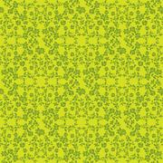 Green seamless pattern Stock Illustration