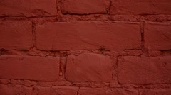 background, brickwork, wall - stock footage
