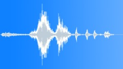 BOAT ROPE WINCH CREAK TENSION INTERIOR Sound Effect