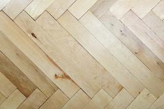 Parquet texture of wooden planks as background. - stock photo