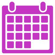 Stock Illustration of Calendar Appointment Icon