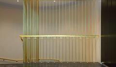 Brass Banister Stock Photos