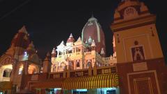 Delhi Architecture Stock Footage