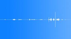 A5 Spiral Bound Notepad Slight Movements v1 Sound Effect