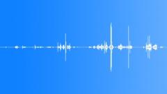 A5 Spiral Bound Notepad Slight Movements (various) Sound Effect
