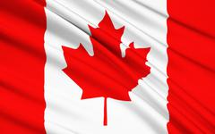 Flag of Canada, Ottawa Piirros