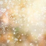 Abstract blur winter background - stock illustration