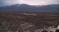Leh, Ladakh, India - stock footage