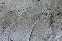 cement wall texture, rough concrete grunge background - stock photo