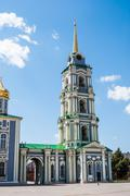 Kremlin in Tula - stock photo