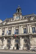 City council of Tours, Indre-et-Loire, France - stock photo
