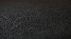 Blood spray onto carpet Stock Footage