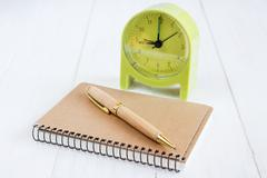 Stock Photo of Time management concept