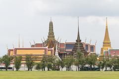 Stock Photo of Temple of Emerald Buddha