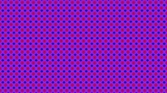 Stars purple background loop Stock Footage