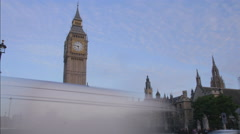 London Big Ben UHD Stock Footage