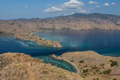 Komodo Island and Gili Darat - stock photo