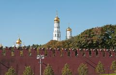 Ivan the Great Bell in Moscow Kremlin, Russia, 1505 year built Stock Photos