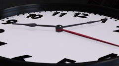 Hands Of The Clock animation - stock footage