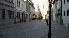 Kosice in eastern Slovakia Stock Footage