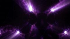 Fancy light effects Stock Footage