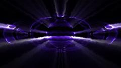 Fancy club light effects Stock Footage