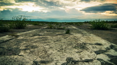 Abandoned Airfield - stock footage
