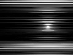 Striped background with light effect in black and white Stock Illustration
