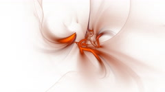 Abstract fractal background for creative design Stock Footage