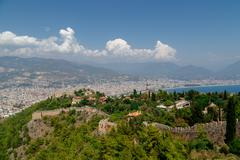 Alanya View Stock Photos