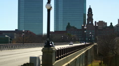 Downtown Fort Worth, Texas Stock Footage