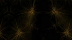 Night club fancy lights Stock Footage