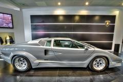 Lamborghini Countach Kuvituskuvat