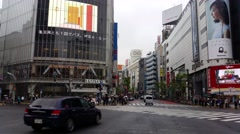 Globally Iconic Shibuya Junction Arkistovideo