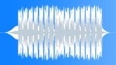 Stock Music of Drum & Bass Logo 3