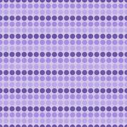 Stock Illustration of Purple Polka Dot  Abstract Design Tile Pattern Repeat Background